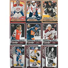 2008 / 2009 O-Pee-Chee Hockey Series Complete Mint 600 Card Hand Collated Set. It Includes the Basic 500 Cards Plus 100 Shortprinted Rookies and Legends. Loaded with Stars Including Wayne Gretzky, Mario Lemieux, Scotty Bowman, Patrick Roy, Bobby Orr, Ray Bourque, Sidney Crosby, Martin Brodeur, Alexander Ovechkin, Evgeni Malkin, Patrick Kane, Jonathan Toews, Carey Price and Many Others! Loaded with Shortprinted Rookie Cards Also!