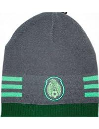 Mexico World Cup Soccer Futbol Adidas Knit Beanie Hat
