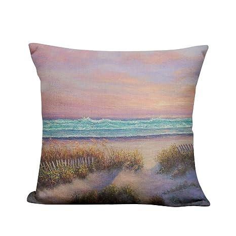 LEEDY 2019 Easter Simple Fashion Creative Throw Pillow Cases ...