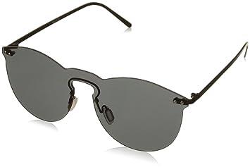 Paloalto Sunglasses P20.4 Lunette de Soleil Mixte Adulte, Noir