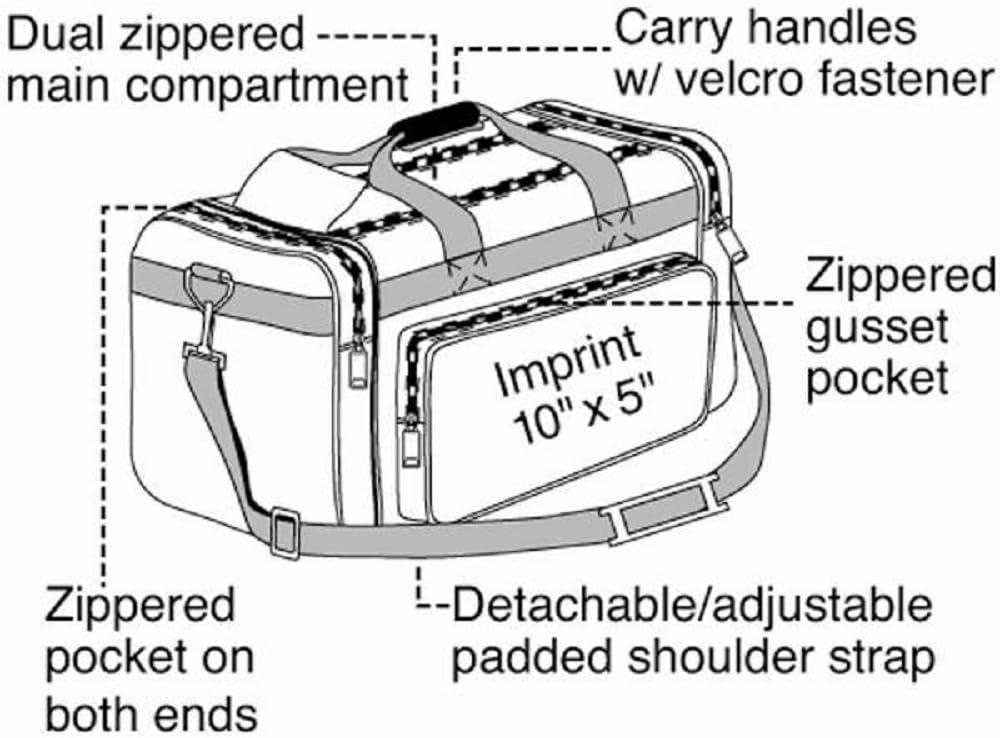 Yens Fantasybag 21 Deluxe Sport Bag ST-01