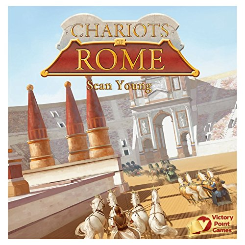 Chariots of Rome (Rome Games Board)