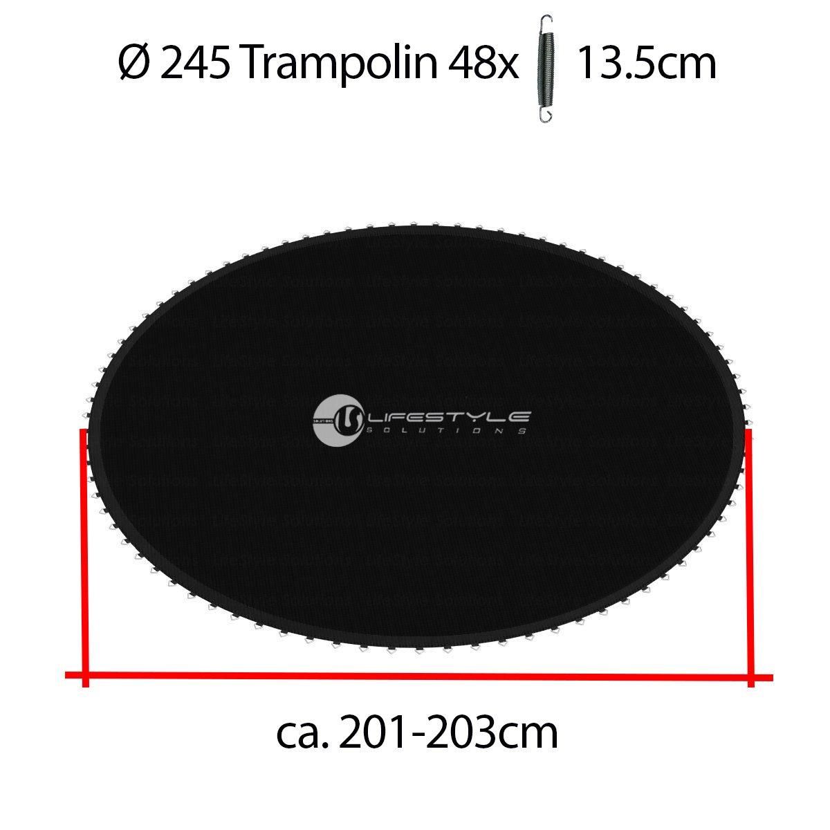 L-T-245 - Sprungmatte für Trampolin 2.45m Ø - LifeStyle ProAktiv