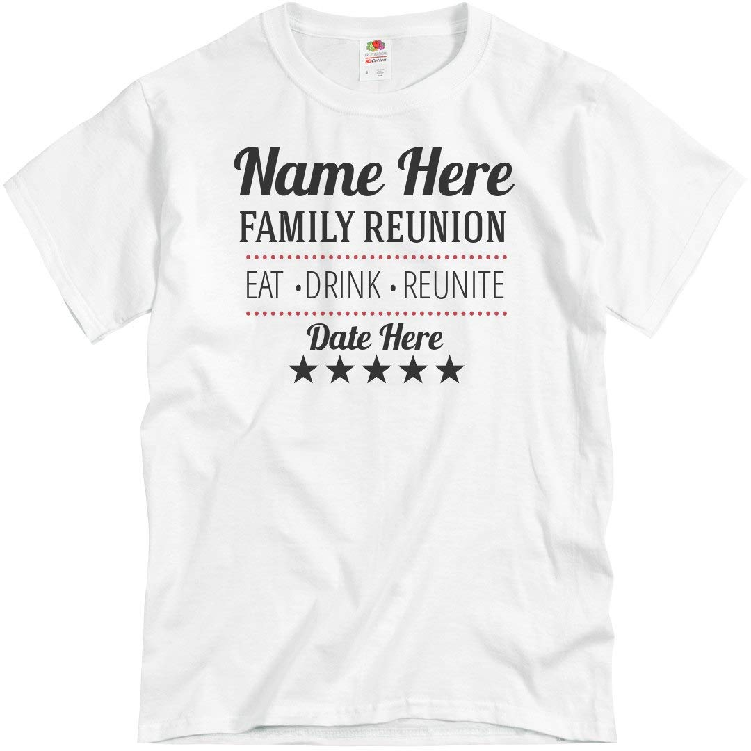 BURNS Last Name T Shirt Custom Name T Shirt Family Reunion Family Name Tee