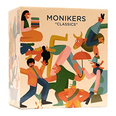 Monikers: Classics: Toys & Games