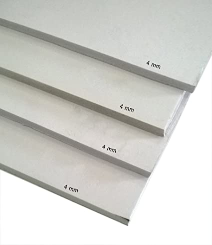 designers den sunboard 4 mm thickness(NOT a Foam Board)-for mounting