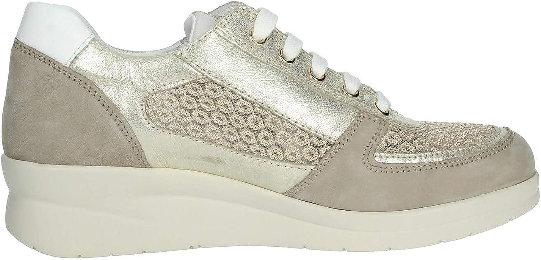 Riposella 75651 Sneakers Femme Beige