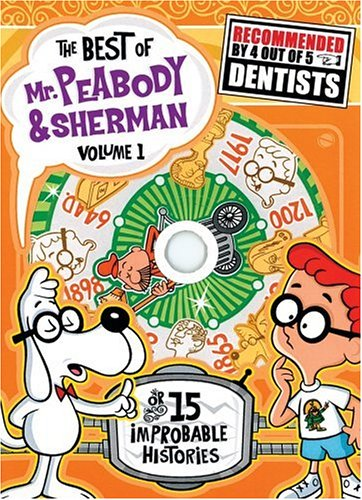 The Best of Mr. Peabody & Sherman, Vol. 1 (Best Childrens Pc Games)