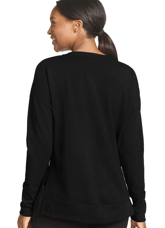 Jockey Womens Pullover Crewneck Sweatshirt