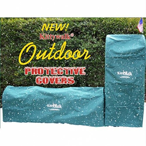 Kittywalk Outdoor Protective Cover for Town and Country Collection