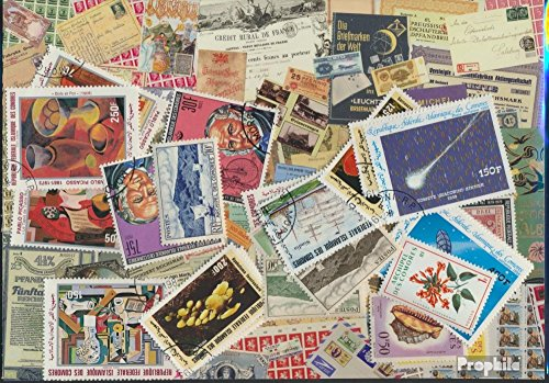 Comoros 25 Different Stamps (Stamps for Collectors)