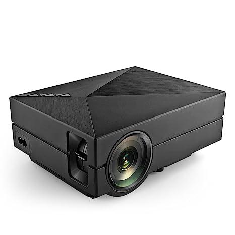 Amazon.com: TNP Productos móviles Mini Proyector LED ...