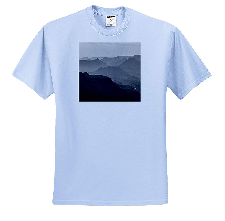 3dRose Danita Delimont - Adult T-Shirt XL Arizona USA Arizona Grand Canyon National Park South Rim ts/_314570