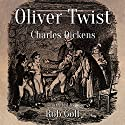 Oliver Twist Audiobook by Charles Dickens Narrated by Rob Goll