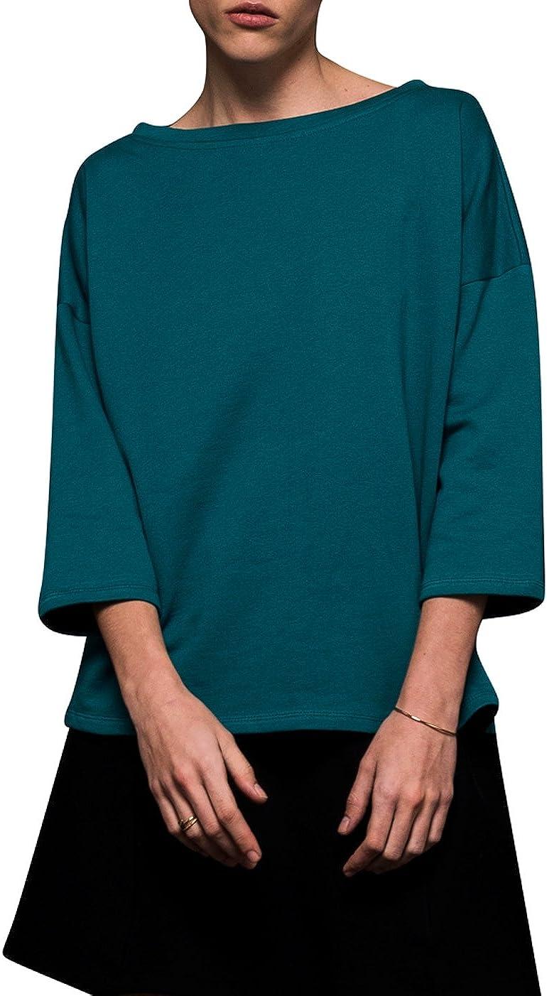 TALLA 40 (Tamaño del fabricante:m). Lifegist Martina Sudadera para Mujer