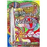 Miss Guided Meditation: Adult Colouring Book,Wonderful Mandala Art (MGM Book 1)