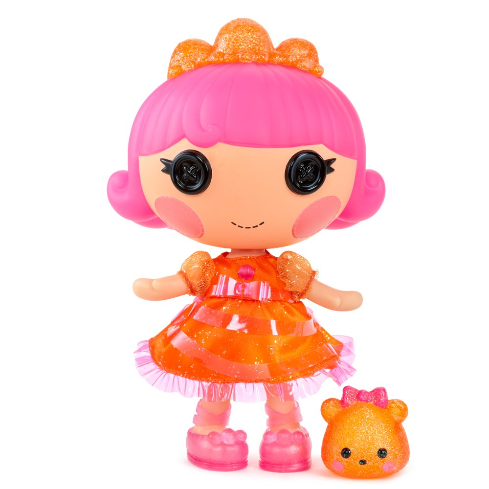 Save fruit doll - Amazon Com Lalaloopsy Sugary Sweet Littles Doll Giggly Fruit Drops Toys Games