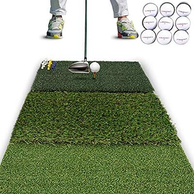 Rukket Tri-Turf Golf Hitting