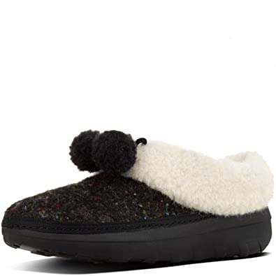 068169cfb00 Fitflop Loaff Snug Pom Slippers