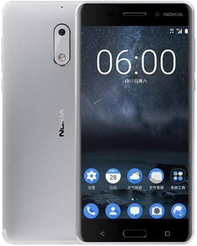 NOKIA 6 4GB 64GB-Smartphone 5,5