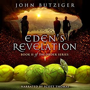 Eden's Revelation Audiobook