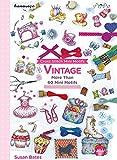 Cross Stitch Mini Motifs: Vintage