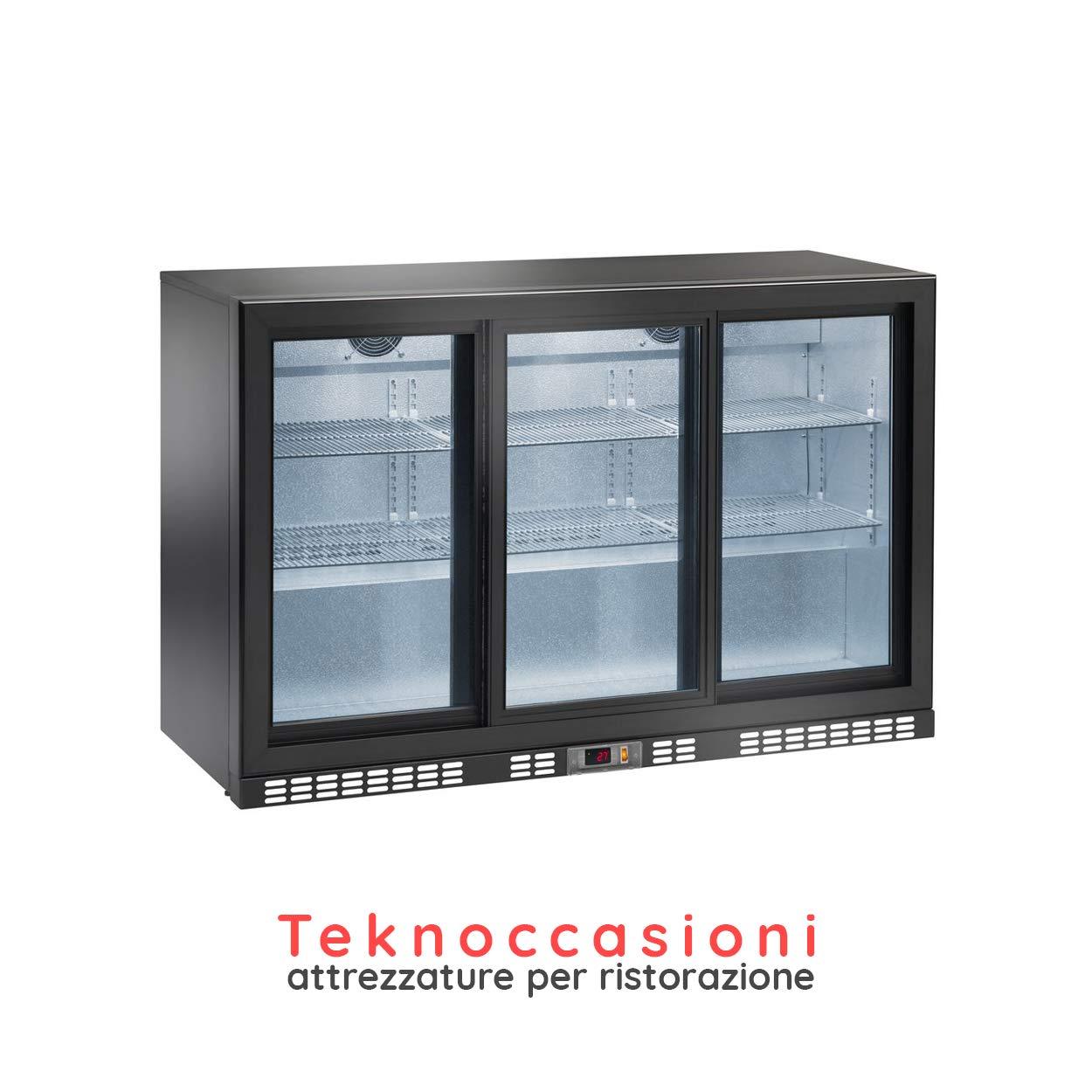 Vitrina refrigerada para bebidas - Expositor para bar: Amazon.es ...