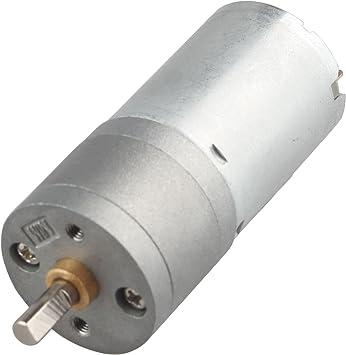 DC 12V 100 RPM de par caja de cambios caja de cambios de motor ...