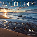 Solitudes 2018 12 x 12 Inch Monthly Square Wall Calendar by Wyman, Canada Nature Inspiration