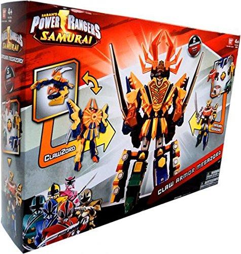 Deluxe Armor Pack - Power Rangers Samurai Deluxe DX Claw Armor Megazord Action Figure