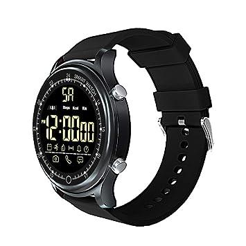 NACHEN Bluetooth Reloj Inteligente muñeca SmartWatch Fitness ...