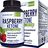 Raspberry Ketones Weight Loss Supplement with African Mango Green Tea Apple Cider Vinegar – Natural Fat Burner Diet Pills Fast Acting Metabolism Booster for men and women 60 Capsules Review