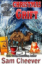 Christmas Grift (Silver Hills Cozy Mysteries Book 3)