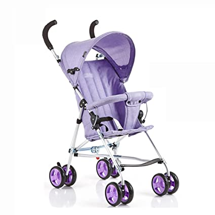 Amazon.com: Stroller Baby Lightweight Baby Carriages Childrens ...