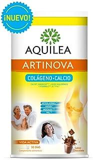 AQUILEA - URIACH AQUILEA Artinova Colágeno+Calcio con Ácido Hialurónico y Vitamina C,D3