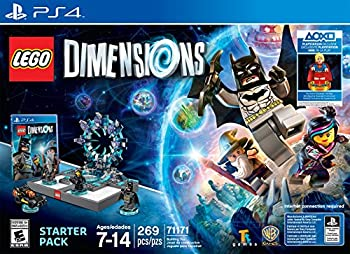LEGO Dimensions Starter Pack w/Supergirl for PS4