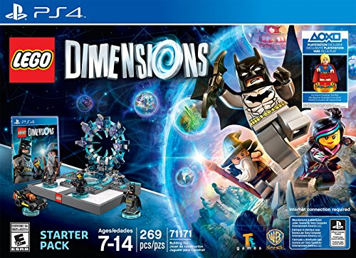 LEGO Dimensions Starter Pack - PlayStation 4 (Portal 2 Playstation 4)