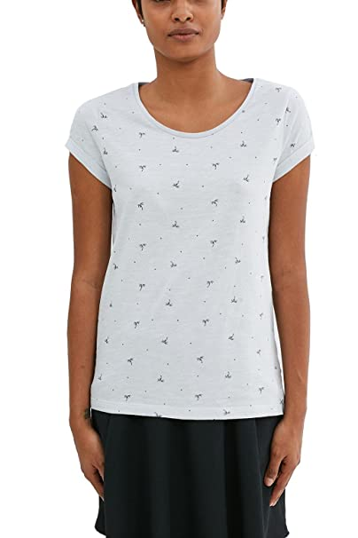 f3826ca45659 edc by ESPRIT Damen T-Shirt  Amazon.de  Bekleidung