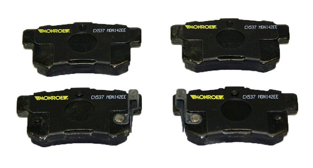 Monroe CX537 Ceramic Premium Brake Pad Set