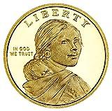 2011 S Sacagawea Native American Dollar