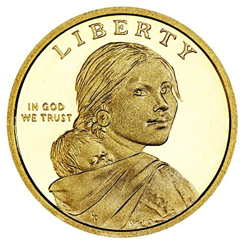 Used, 2011 S Sacagawea Native American Dollar Proof for sale  Delivered anywhere in USA