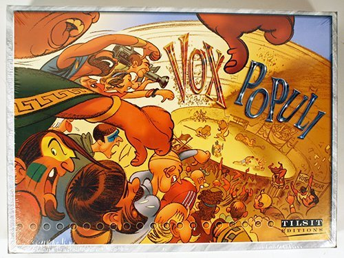 Vox Populi Board Game by Tilsit Editions