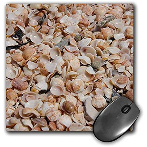 cindy-miller-hopkins-shells-french-west-indies-shell-beach-detail-of-shell-covered-beach-mousepad