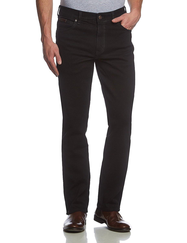 Wrangler Herren Jeans Texas Tonal Straight Leg W12109004