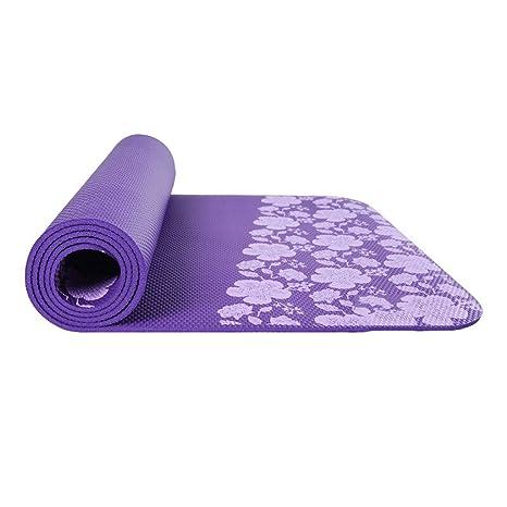 Amazon.com : ZWW electronic Tasteless NBR Material Yoga Mat ...
