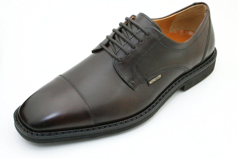 9e9eb69db9c2dc Mephisto B855-ol7, Chaussures de Ville à Lacets Pour Homme - Noir - Noir