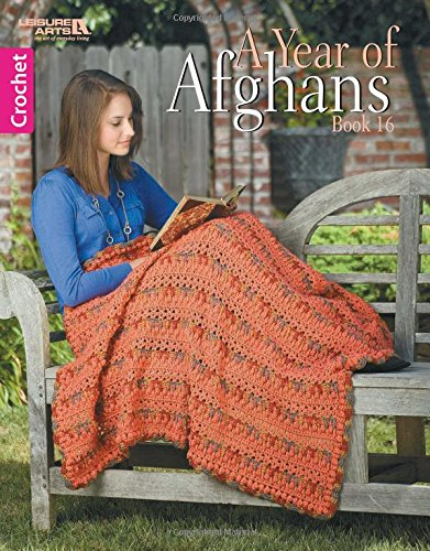A Year of Afghans Book 16 | Crochet | Leisure Arts (6863)