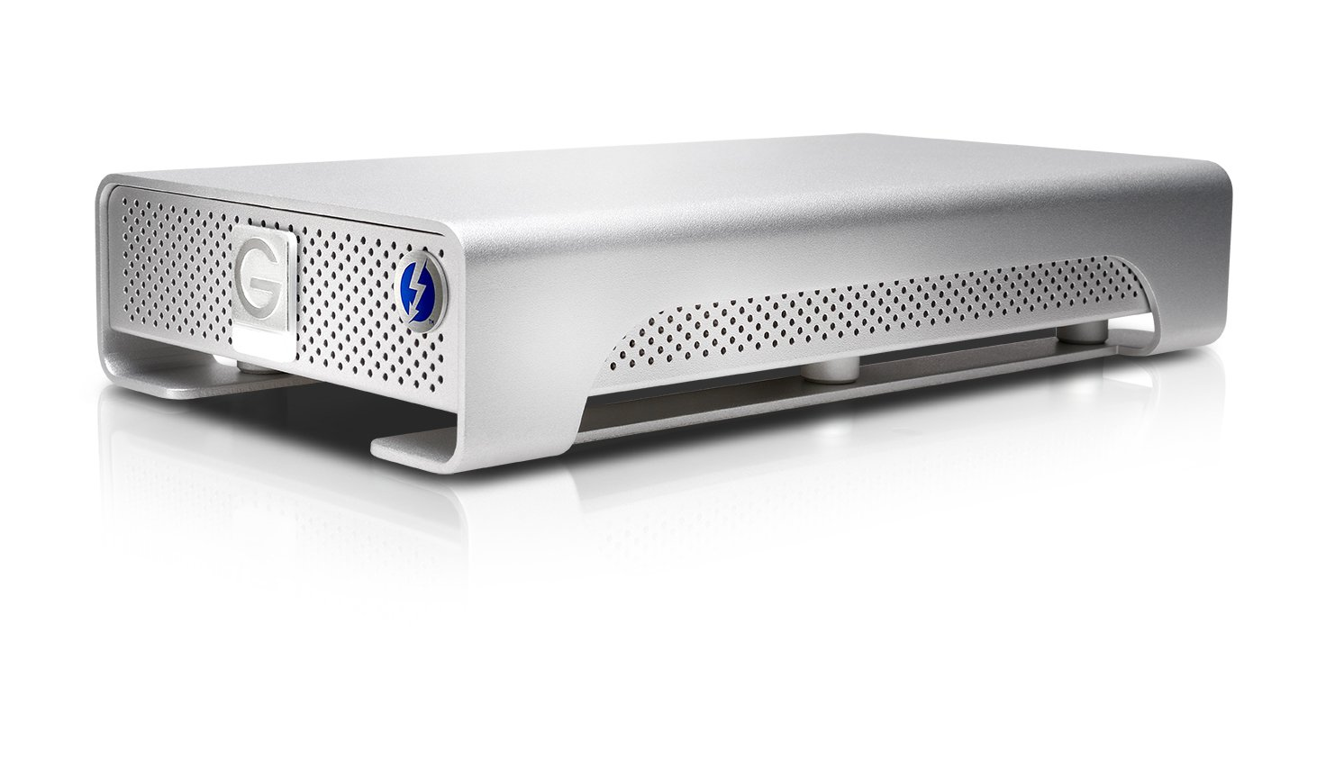 Hitachi G-Drive Thunderbolt 0G03050 4TB USB 3.0 External Hard Drive (Silver) by G-Technology