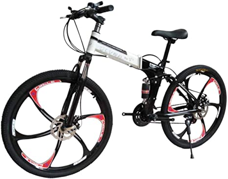 MYMGG Bicicletas De Montaña De 26 Pulgadas Bicicletas De Carretera ...