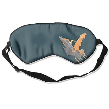 Máscara de dormir cómoda para los ojos, diseño divertido de ...